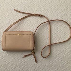 Calvin Klein Nude Crossbody Bag